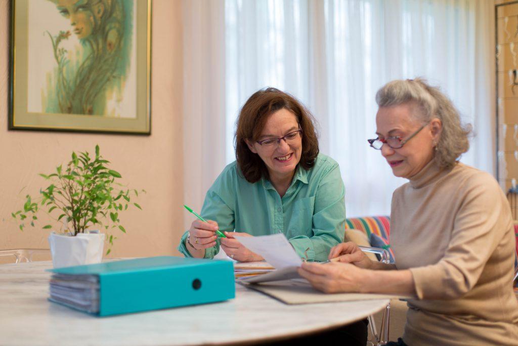 Ateliers Séniors avec Odile Tonin en résidences Services